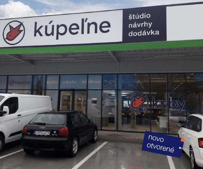 Novo otvorené KŠ Nitra