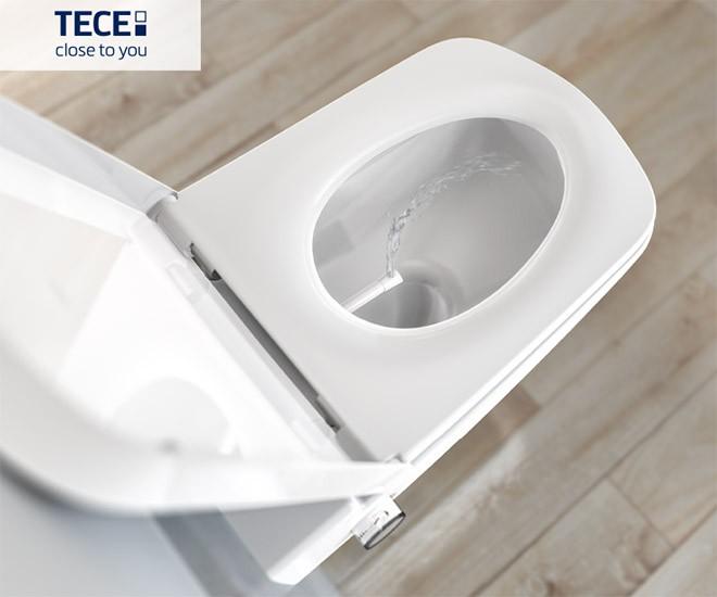 TECEone je špecialista na intímnu hygienu