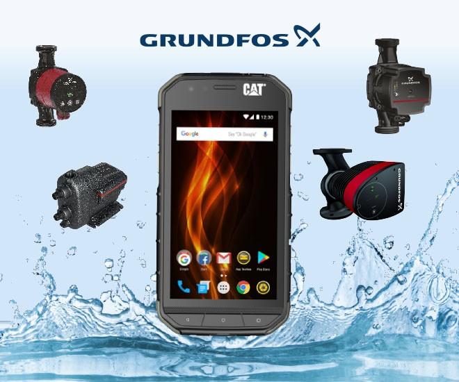 GRUNDFOS Premium - januárové odmeny