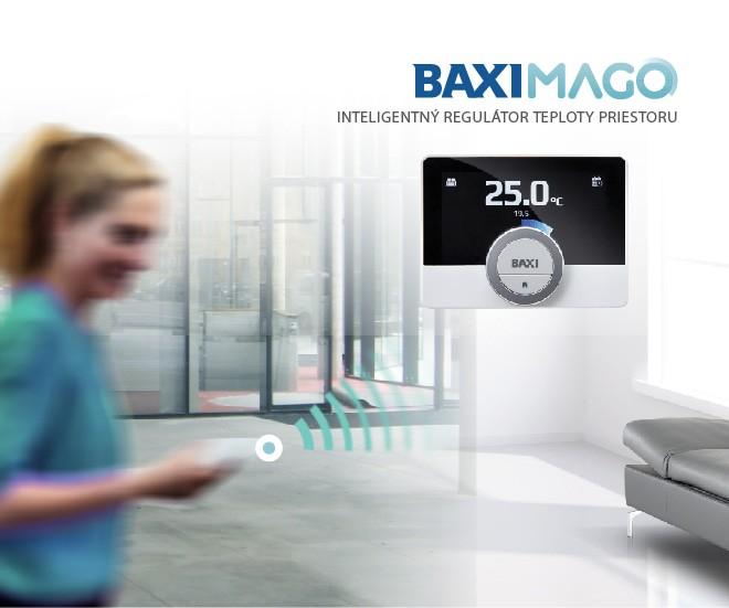 Inteligentný termostat BAXI MAGO