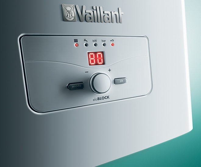 Elektrokotly VAILLANT eloBLOCK