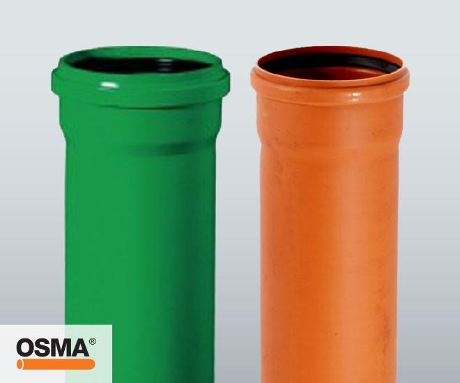 Rozšírenie sortimentu - OSMA PP KG2000