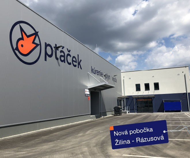 Nové moderné obchodné centrum máme v Žiline