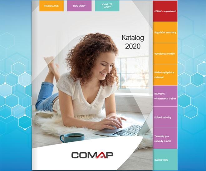 Nový interaktívny katalóg Comap 2020