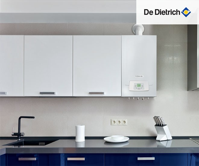 DeDietrich MPX COMPACT/BIC ekonomické riešenie