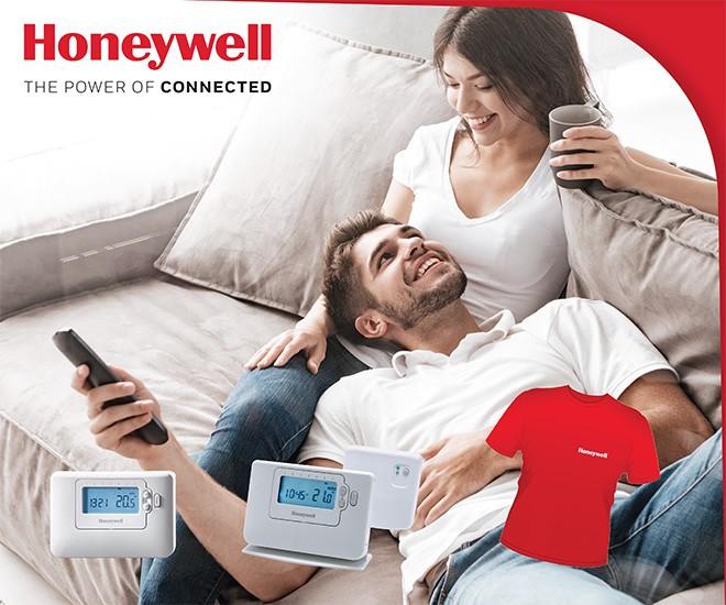 HONEYWELL akcia termostaty CM