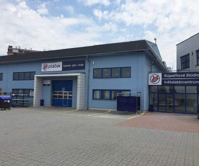 Nová pobočka - Inštalatércentrum v Piešťanoch