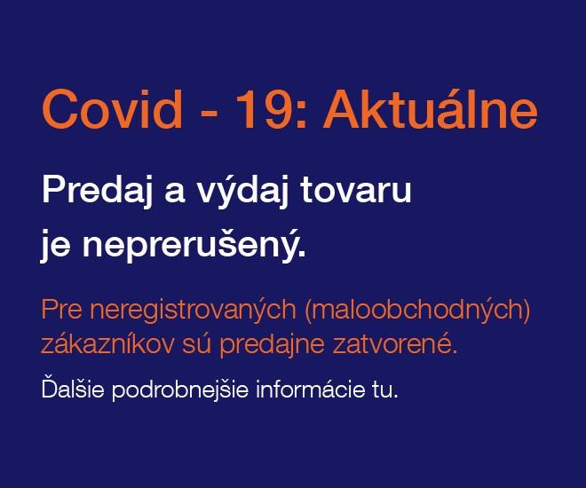 Covid-19: Aktuálne