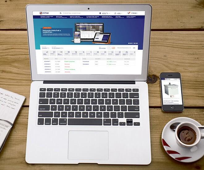 Tovar objednajte v pokoji a pohodlí cez e-shop Ptáček