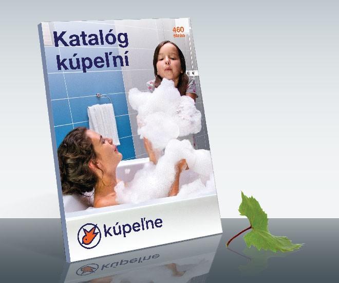 Nový katalóg kúpeľní