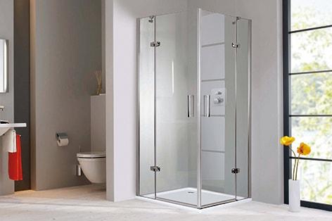 Sprchové zásteny a kúty
