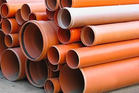 Rúrky a tvarovky kanalizácie